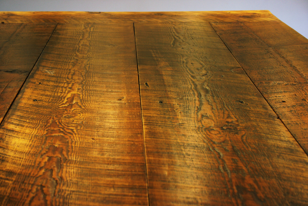Beautiful Reclaimed Wood Dining Tables and Benches | Bay Area Custom ...