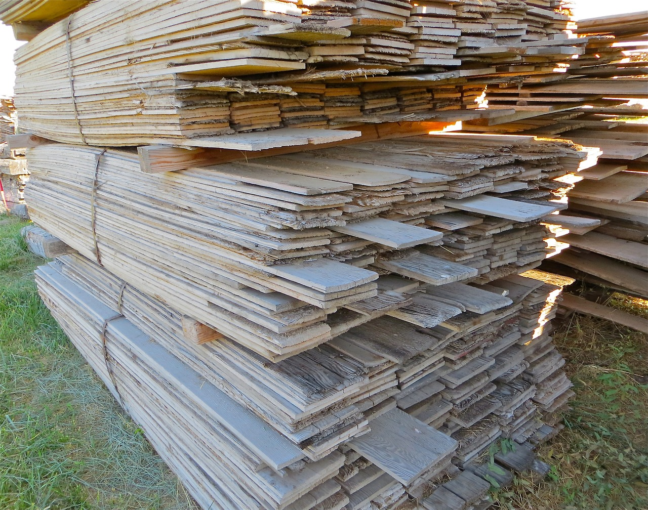 Reclaimed wood from heritage salvage bay area custom for Reclaimed wood bay area ca